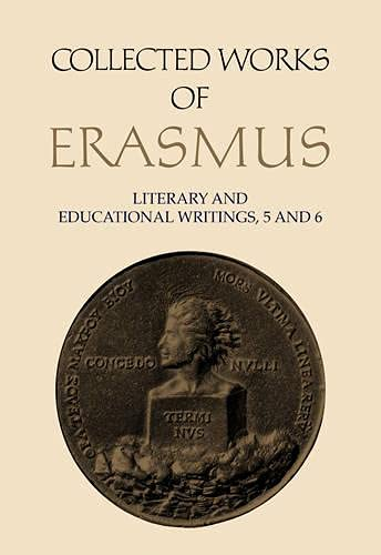 9780802056023: Collected Works of Erasmus: Literary and Educational Writings 6/Vols 27 and 28 in Book