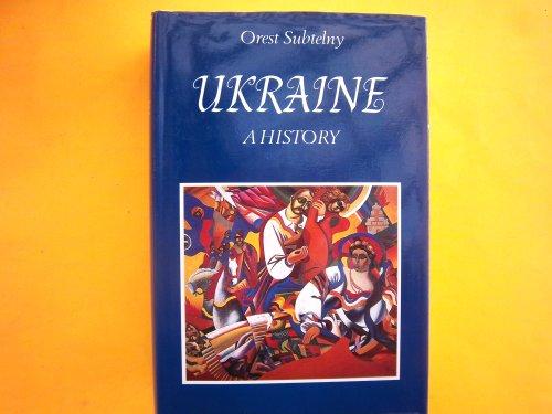 9780802058089: Ukraine: A History