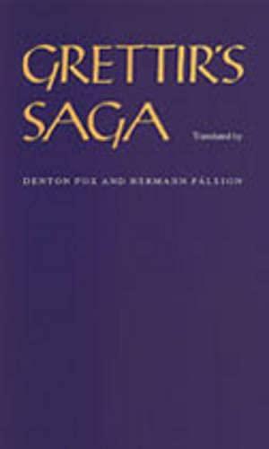 Grettir's Saga (Heritage)