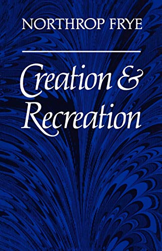 9780802064226: Creation and Recreation (Heritage)