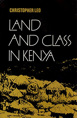 Land and Class in Kenya: Leo, Christopher