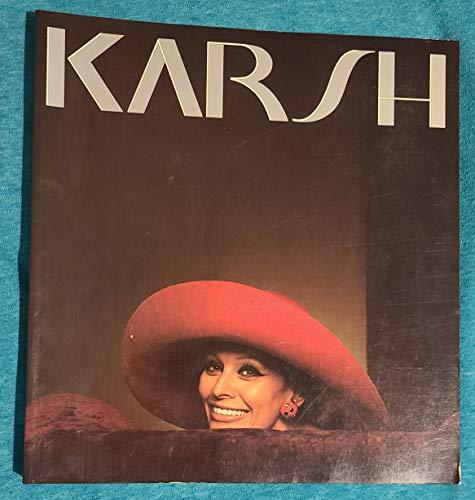 9780802066251: Karsh a Fifty Year Retrospective