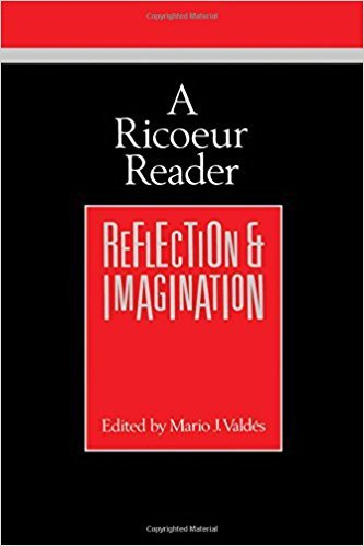 9780802068149: A Ricoeur Reader: Reflection and Imagination (Theory/Culture)