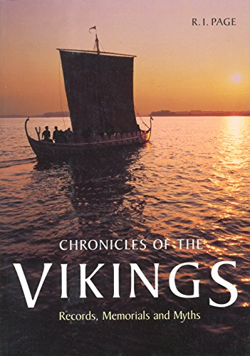 9780802071651: Chronicles of the Vikings: Records, Memorials, and Myths