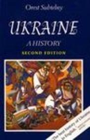 9780802071910: Ukraine: A History