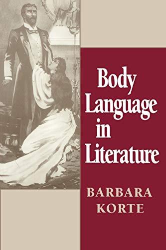 9780802076564: Body Language in Literature