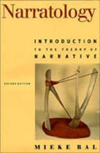 NARRATOLOGY : Introduction to the Theory of Narrative, Second Edition