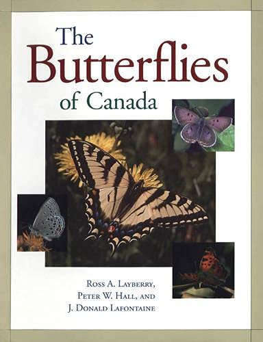 9780802078810: The Butterflies of Canada