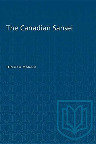 Canadian Sansei: Makabe, Tomoko