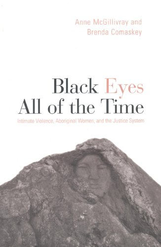 9780802080615: Black Eyes All of the Time: Intimate Violence, Aboriginal Women, and the Justice System