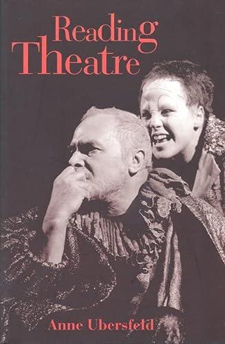 9780802082404: Reading Theatre (Toronto Studies in Semiotics and Communication)