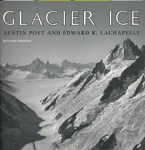 9780802083753: Glacier Ice