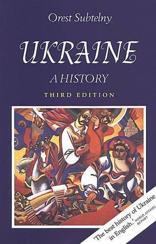 9780802083906: Ukraine: A History