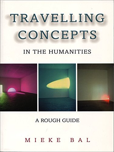 9780802084101: Travelling Concepts in the Humanities: A Rough Guide (Green College Thematic Lecture Series)