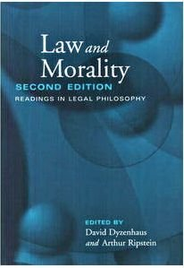 9780802084477: Law and Morality: Readings in Legal Philosophy (Toronto Studies in Philosophy)