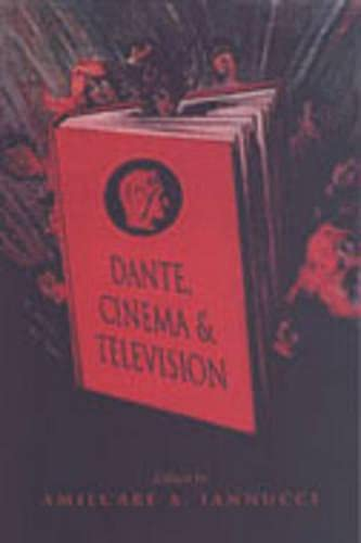 9780802086013: Dante, Cinema, and Television (Toronto Italian Studies)