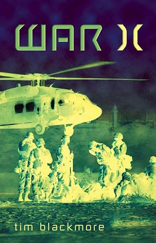 War X: Human Extensions in Battlespace: Tim Blackmore