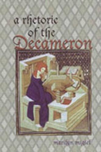 9780802088192: A Rhetoric of the Decameron (Toronto Italian Studies)