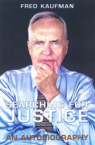 9780802090515: Searching for Justice: An Autobiography (Osgoode Society for Canadian Legal History)