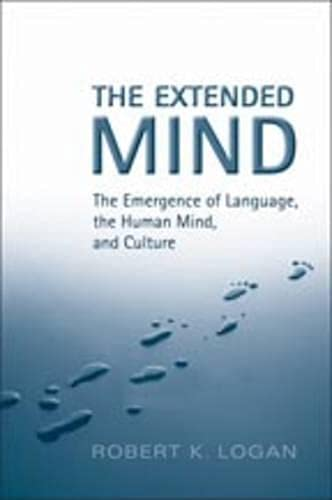 9780802093035: The Extended Mind: The Emergence of Language, the Human Mind, and Culture (Toronto Studies in Semiotics and Communication)