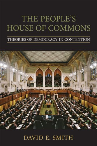 The People's House of Commons: Theories of: David E. Smith