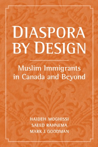 9780802095435: Diaspora by Design: Muslims in Canada and Beyond