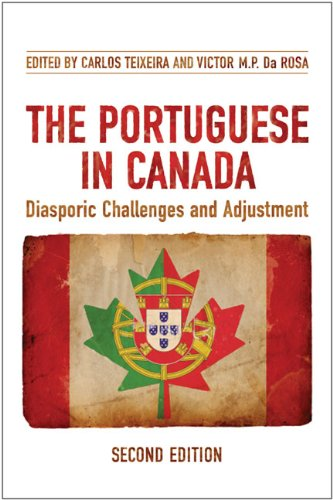 9780802095602: The Portuguese in Canada: Diasporic Challenges and Adjustment
