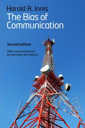 9780802096067: The Bias of Communication, 2nd Edition