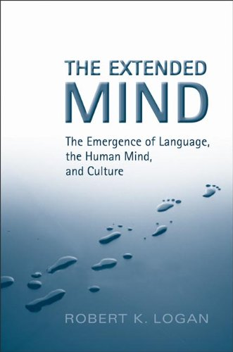 9780802096432: The Extended Mind: The Emergence of Language, the Human Mind, and Culture (Toronto Studies in Semiotics and Communication)