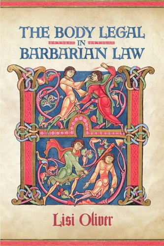9780802097064: The Body Legal in Barbarian Law (Toronto Anglo-Saxon Series)