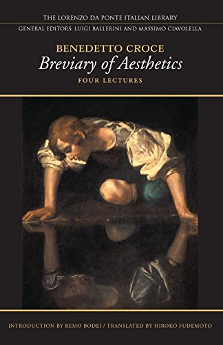 9780802097712: Breviary of Aesthetics: Four Lectures (Lorenzo Da Ponte Italian Library)