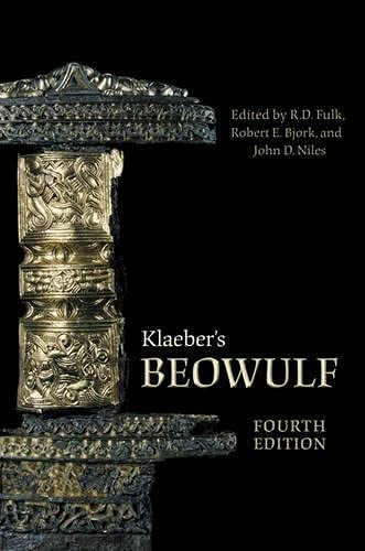 9780802098436: Klaeber's Beowulf, Fourth Edition (Toronto Old English Studies)