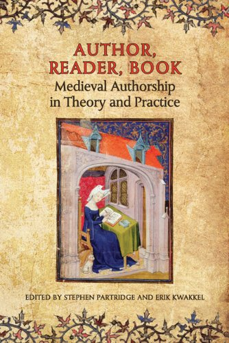 9780802099341: Author, Reader, Book: Medieval Authorship in Theory and Practice