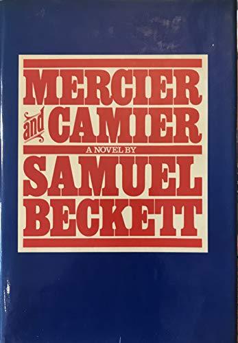 9780802100788: Mercier and Camier