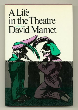 9780802101549: A life in the theatre: A play