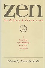 9780802110220: ZEN TRADITION & TRANSITION