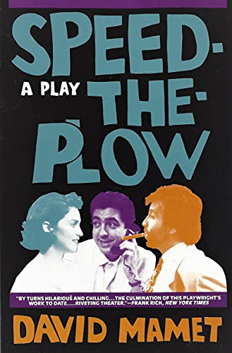 9780802110282: Speed-the-plow: A play