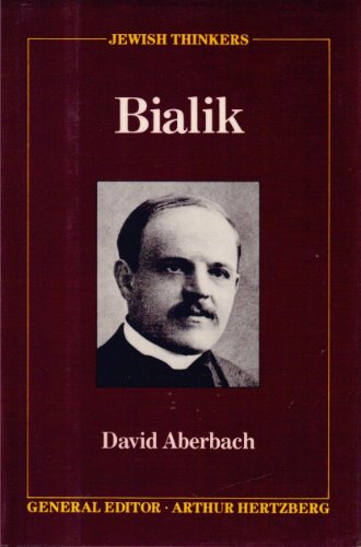 Bialik (Jewish Thinkers series)