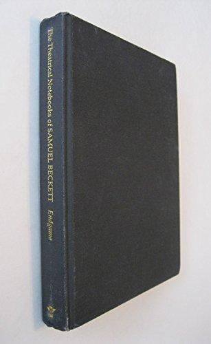 9780802110893: The Theatrical Notebooks of Samuel Beckett: Endgame