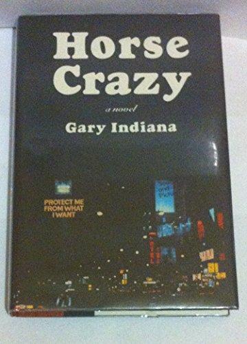 9780802111104: Title: Horse crazy