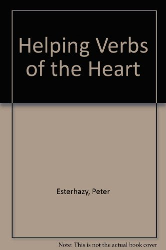 9780802111234: Helping Verbs of the Heart: A Novel