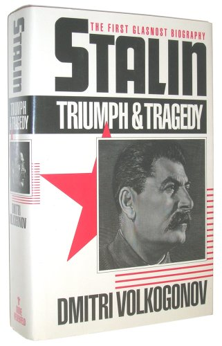 9780802111654: Stalin: Triumph and Tragedy