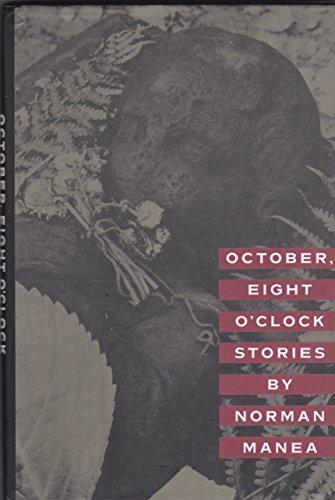 October Eight O'Clock: Manea, Norman