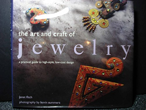9780802114648: The Art and Craft of Jewelry