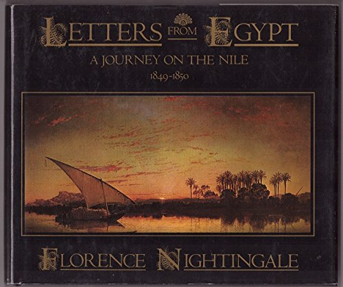 9780802115324: Letters from Egypt: A Journey on the Nile, 1849-1850