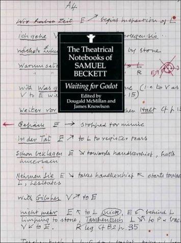 9780802115485: Theatrical Notebooks of Samuel Beckett Waiting for Godot: 1