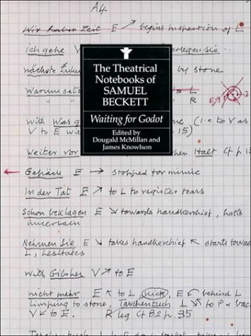 9780802115485: The Theatrical Notebooks of Samuel Beckett: Waiting for Godot (Beckett, Samuel)