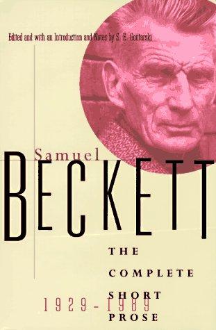9780802115775: Samuel Beckett: The Complete Short Prose, 1929-1989