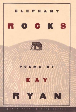 9780802115867: Elephant Rocks: Poems (Grove Press Poetry Series)