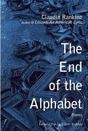 9780802116345: The End of the Alphabet: Poems